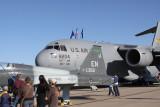 Northrop T-38 Talon & Boeing C-17 Globemaster III