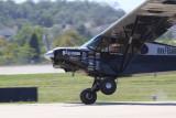 Franklin's Flying Circus; Piper PA-18A Super Cub