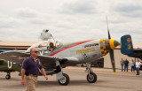 Gunfighter, taxiing back in after my flight