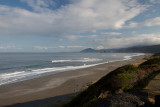 Between Gold Beach and Port Orford, Oregon