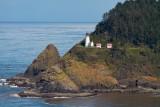 Hecata Head Lighthouse, Oregon