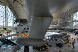 Spruce Goose, Side View (HDR image)