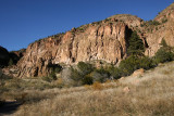 Cliff Dwellings at Bandelier National Monument, Los Alamos, NM