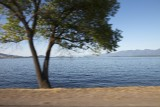 Flathead Lake (As Seen From My Car)