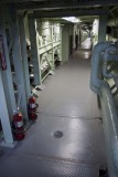 Hallway Between Control Room and Missile Bay