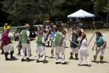 The Overheated Morris Dancers