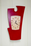 Whimsical Simon Wall Clock by Dust Furniture