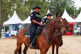 Parque Metropolitan Sabana Policia y Caballos