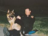 Bill Burney & Patrol K9