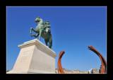 Bernar Venet à Versailles (EPO_3439)