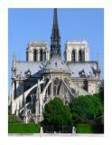 Notre Dame de Paris. 1