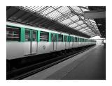 Metro Parisien.