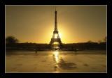 Paris, un matin.