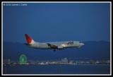 JTA Evening Landing