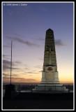 War Memorial at Dawn