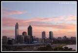 Perth Just Before Sunrise