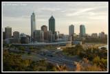 Perth in Morning Light