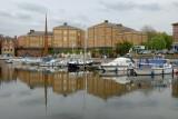 A gloucesteri dokkok  -  Gloucester docks