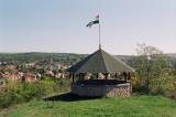 A bogácsi kilátó - The lookout tower of Bogács.jpg