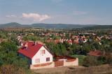 Bogács a kilátóból - Bogács from the lookout tower 02.jpg