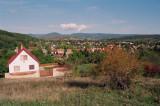 Bogács a kilátóból - Bogács from the lookout tower 03.jpg
