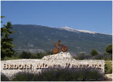 Around the Mont Ventoux