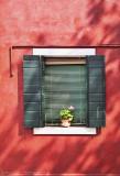 Shadows & Window - Burano Island
