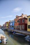 Colourful Houses- Burano Island