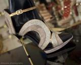 E X P E N S I V E Bling Shoes - Capri