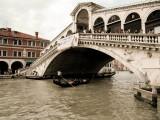 Rialto Bridge  - Grand Canal Venice