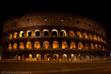 Night Sights In Rome