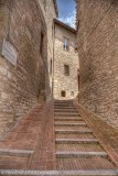 Assisi Stairs