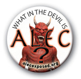 What In The Devi lIs ALEC?