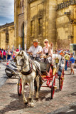 Horse & carriage, Cordoba