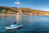 Lifeguard boat, Malibu