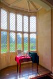 Oriel window, Lacock Abbey