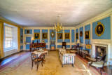 Drawing room, Lacock Abbey