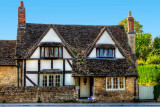 Lacock in HDR
