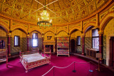Lady Bute's bedroom, Castell Coch