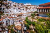 Piled up houses, Setenil de Bodegas
