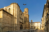 Cathedral and environs, Tudela