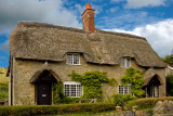 Another thatched house, Melbury Osmond, Dorset  (3439)