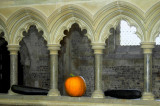 Milton Abbey ~ harvest produce