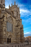 Front of York Minster