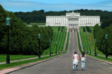 Walking to Stormont, Belfast, N. Ireland (1758)