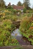 Garden and farmhouse, Gant's Mill (2614)