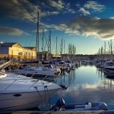 Marina, Weymouth, Dorset (4014)