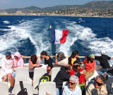 Going to port Cros