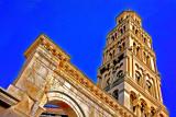 SPLIT - La tour de l'empereur