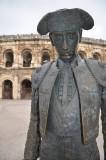Aux Arènes de Nîmes. Olé !